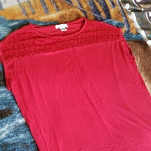 Loose Fitting Liz Claiborne Top